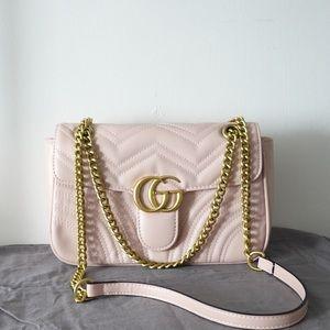 Gucci GG Marmont Medium Pink